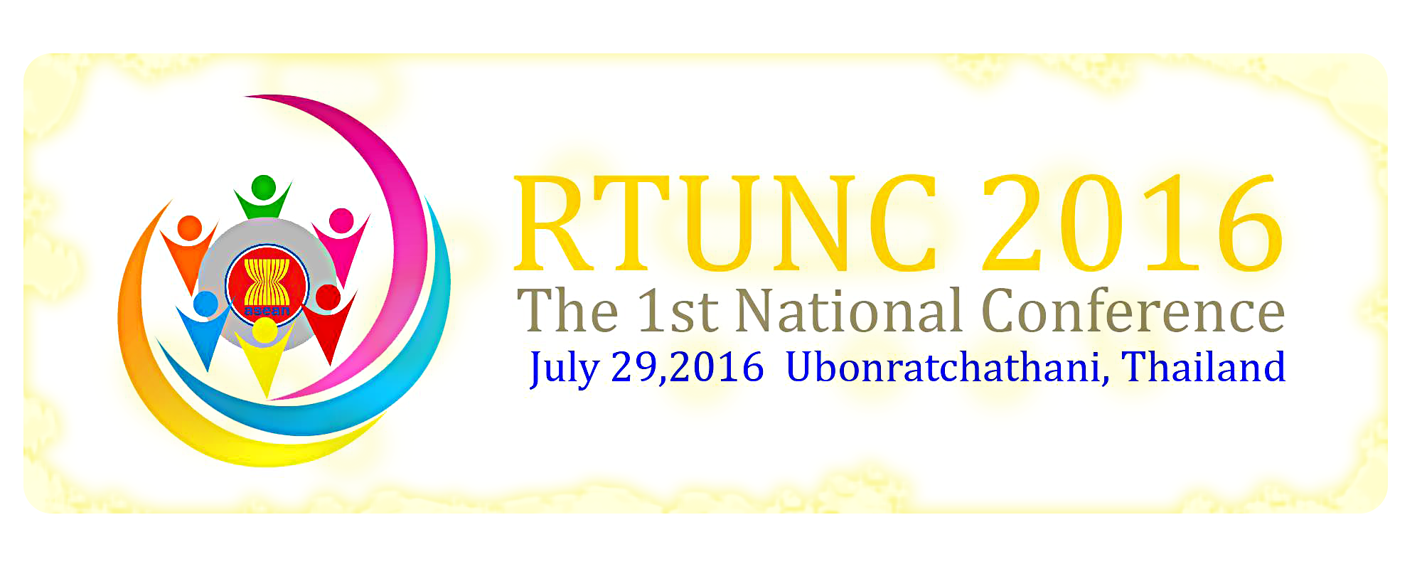 Go to http://rtunc2016.rtu.ac.th/